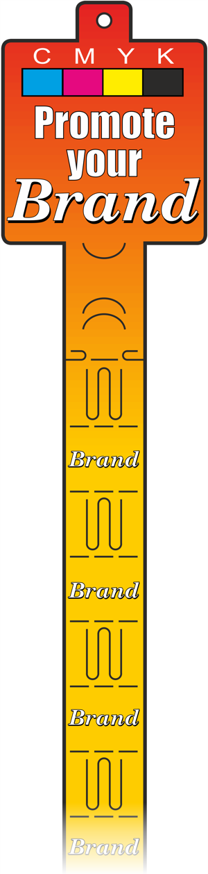 'Branded' Clip Strips
